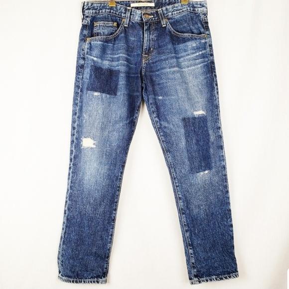 Big Star Denim - Big Star Distressed Jeans, Size 29